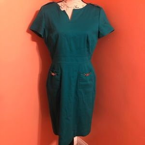 Tahari midi dress size 10